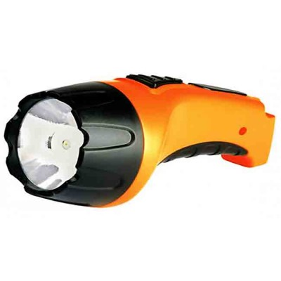"Flashlight ""Sibirskiy Sledopyt-Electra 1"", 1L, 1 W, akkum. 220V, article Z0000002036, production Следопыт (Россия)"