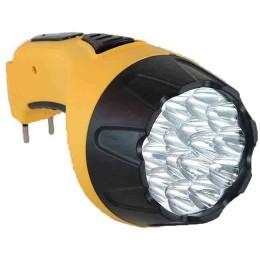 """Flashlight """"Sibirskiy Sledopyt-Electra 15"""", 15L, akkum. 220V"""