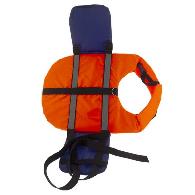 Life jacket for the dog Spass-dog, size L, dogs up to 20 kg, 80x37x68 cm, from: SPASS (Россия)
