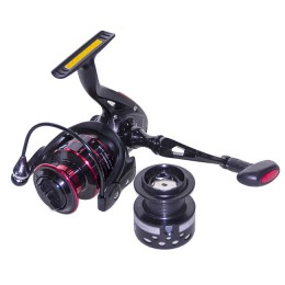 Spinning reel Jin Tai YL06-2000, 9 + 1 bearings, front clutch (with spare spool)