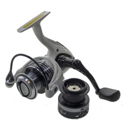Spinning reel Jin Tai YL01-4000, 9 + 1 bearings, front clutch (with spare spool)