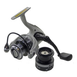 Spinning reel Jin Tai YL01-1000, 9 + 1 bearings, front clutch (with spare spool)