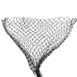 Mesh for the side net black; 80 cm