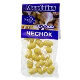 Miniboys Dolphin, 6 x 10 mm, garlic