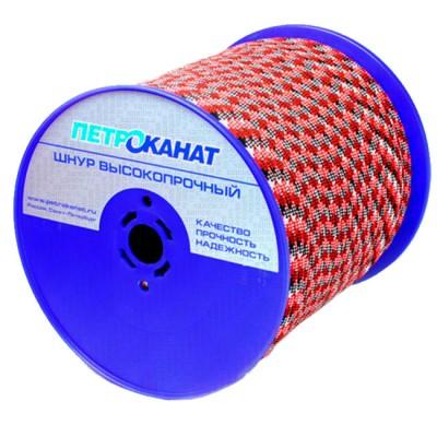 Cord Aqua-Sport braided, static, 12 mm, test 1200 kg, 150 m, Eurocurrent, from: Петроканат (Россия)