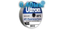 Fluorocarbon Ultron HT-Fluorocarbon; 0.40 mm; test 12.4 kg; length 25 m