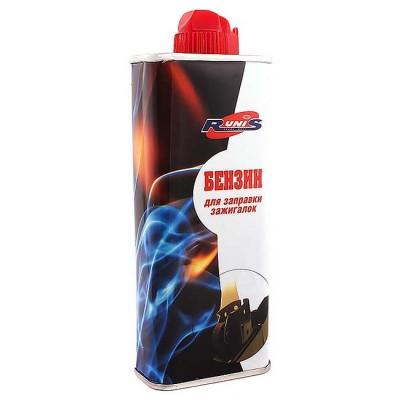 Бензин для зажигалок высокой очистки RUNIS, 133 мл, article Z0000005108, production Следопыт (Россия)
