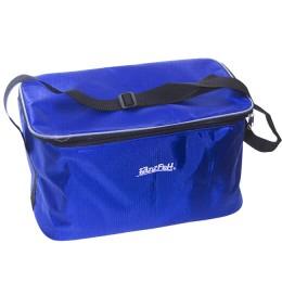 Bagwarm cooler bag 41х22х23 blue, walks in nature and travel