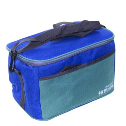 Bagwarm cooler bag 30x18x18 blue, walks in nature and travel