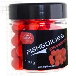 Dolphin Boyles sinking 14 mm (pack 120gr) strawberries