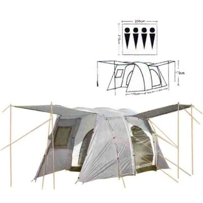 Tent tourist spot 4, no. 1904, from: Bazizfish (Китай)