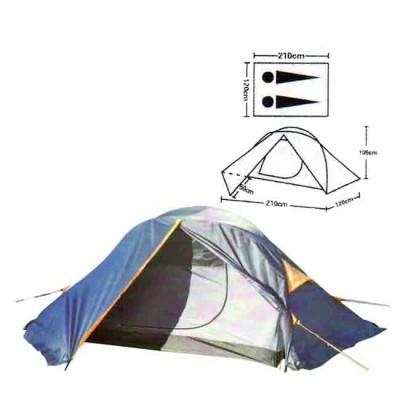 Tent tourist spot 2, Art. 1934, article Z0000005496, production Bazizfish (Китай)