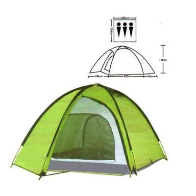 Tent tourist spot 3, no. XFY-1703, from: Bazizfish (Китай)