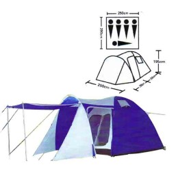 Tent tourist spot 5, no. XFY-1607D