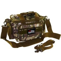 Spinning bag with shoulder straps and belt, color: NATO (380x240x190mm)