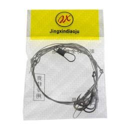 Installation garland tungsten 5 hooks No. 9 JingXin