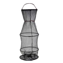 Fishing cage 5 sections with aluminum handle (D = 45cm, L = 2.5m)