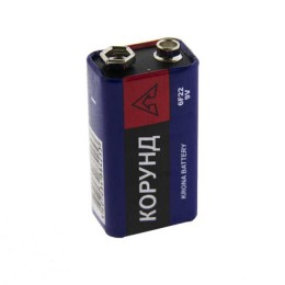 "Battery ""Krona"", ""Corundum"", 9 volts"