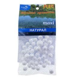 Foam balls MAXI, Natural