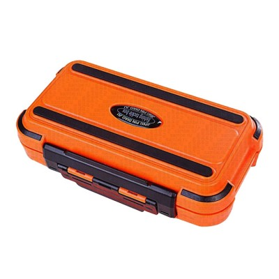 Tackle box JING PIN 20x11x5 cm, sealed, color ORANGE, from: Пронтекс (Россия)