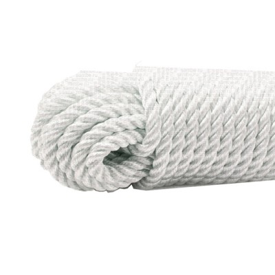 Anchor twisted rope 10.0 mm, test 2500 kg, white 30 m (eurocurrent), from: Пронтекс (Россия)