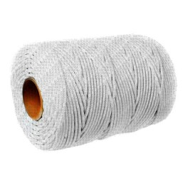"""Braided cord """"Standard"""" 10.0 mm (220 m) white on a spool"""