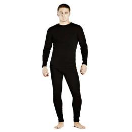 Set men's sweatshirt and underpants RENOVA Series, 100% Polypropylene, size S