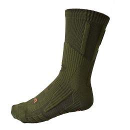 Trekking socks (Tactical), color Green (Khaki), size 43-45 (XL)