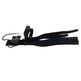 Hunting ski strap LEATHER (2 PCs)