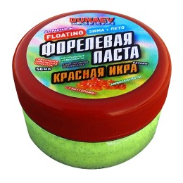 Pasta Dunaev 50ml Trout Red Caviar Green