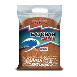"""Bait """"DUNAEV Basic mix"""" 2.5kg Karp-Karas"""