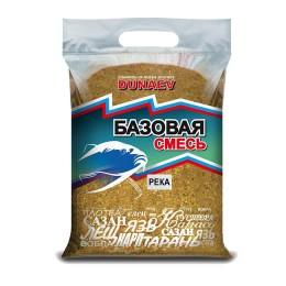 """Bait """"DUNAEV Basic mix"""" 2.5kg River"""