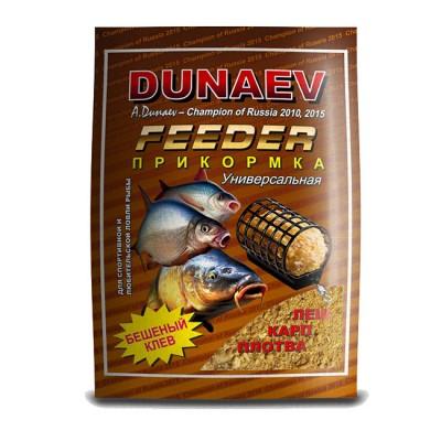 """Bait """"DUNAEV CLASSIC"""" 0.9kg Feeder Universal, from: Dunaev"""