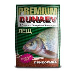 """Bait """"DUNAEV-PREMIUM"""" 1kg Red bream"""