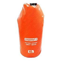 "German bag ""FOOTPRINT - Dry Bag"" without straps, 40 l"