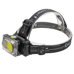 "Headlamp ""Siberian Pathfinder-RAY LIGHT JUNIOR"", 1 COB, 3xAAA"