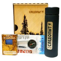 """Gift set """"Pathfinder - Trekking"""""""