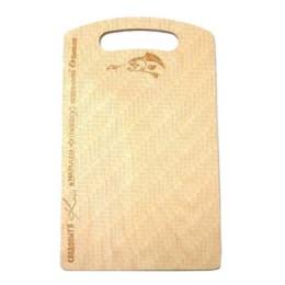 Wooden chopping board 210х6х370 mm