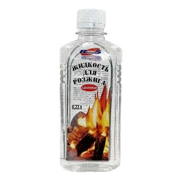 """Campfire ignition fluid """"RUNIS"""", 0.22l."""