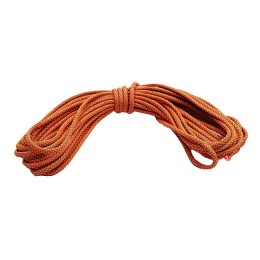 """Reflective cord """"FOOTPRINT"""", d-4 mm, L-10 m, Orange"""
