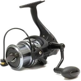 Spinning reel Namazu Carp Hunter NEW CH5000, 5 + 1 bearing, metal. spool + spare graphite. shpu