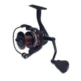 Spinning reel Namazu Chaser NEW CH4000, 5 + 1 bearing, metal. spool + spare graphite. spool