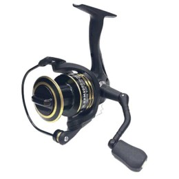Spinning reel Namazu River Monster RM4000, 4 + 1 bearing, metal. spool