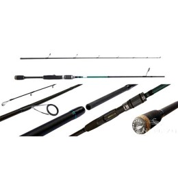 "Spinning plug carbon fiber Namazu Pro ""SupaPull-Jack II"" IM9, 1.8 m, test 3-15 g"