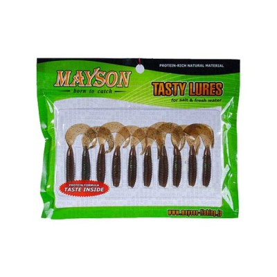 MAYSON Stinger Tail 1,5 '' (pack of 15 pcs) - 107, from: Пронтекс (Россия)