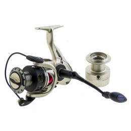 Spinning reel Yin Tai XE5000F, 9 + 1 bearings, front drag (with a spare spool)