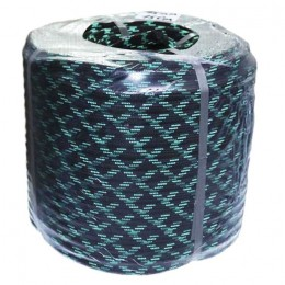 Braided cord STRONG 8.0 mm, test 750 kg, 100 m (coil)