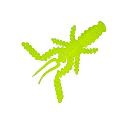 Mosquito 3,5cm, shrimp (Color 03, Lime) 14pcs, from: Русская Фишка (Россия)