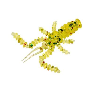 Mosquito 3,5cm, shrimp (Color 06, Limonade) 14pcs, from: Русская Фишка