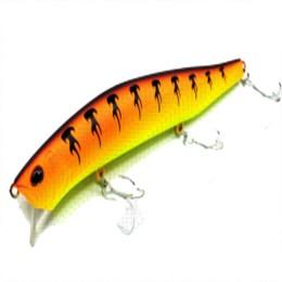DAIWA MORETHAN CROSSWAKE 140F-SSR Wobbler / Fire Tiger-Fish Cat (04820414)